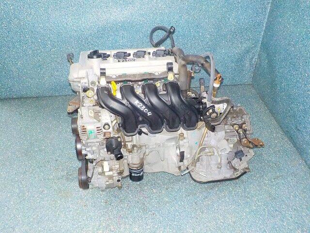 Двигатель на Toyota Platz NCP12 1NZ-FE