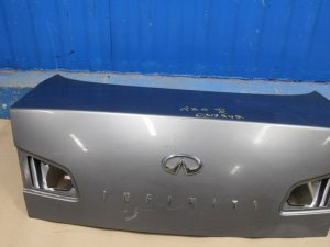 Крышка багажника на Infiniti G (V35) (2002-2007)