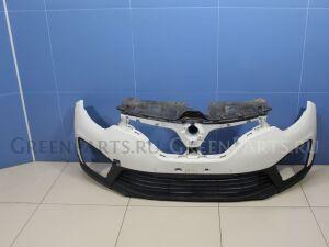 Бампер на Renault Kaptur (2016-)