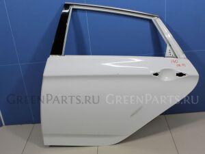 Дверь задняя на Hyundai i40 (2011-)