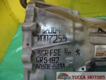 АКПП TOYOTA CROWN A760E B03A/164Т.КМ. GRS182-0018976 3GR-FSE A760E B03A/164Т.КМ.