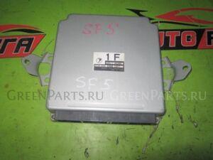 Блок efi на Subaru Forester SF5 EJ201