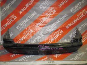 Бампер на Mercedes-benz C-CLASS W203,S203