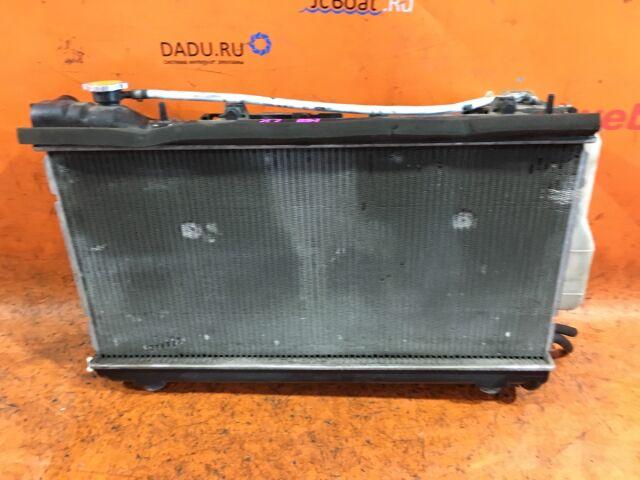 Радиатор двигателя на Subaru Forester SF9 EJ25