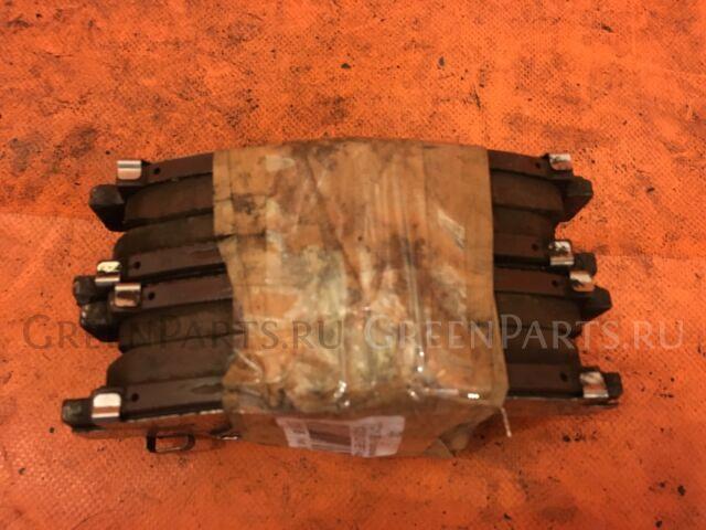 Тормозные колодки на Toyota Caldina AZT241W, AZT246W, ZZT241W