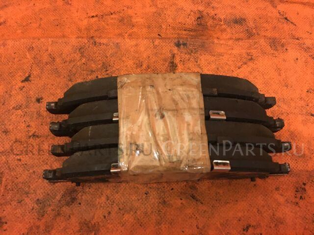 Тормозные колодки на Nissan Terrano LR50, LUR50, PR50, RR50, TR50