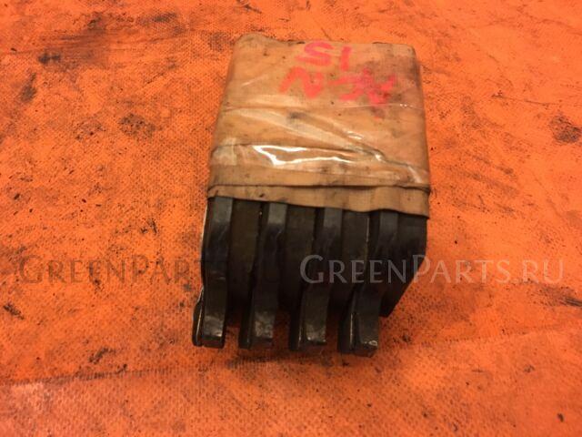 Тормозные колодки на Toyota Mark II Qualis MCV20W, MCV21W