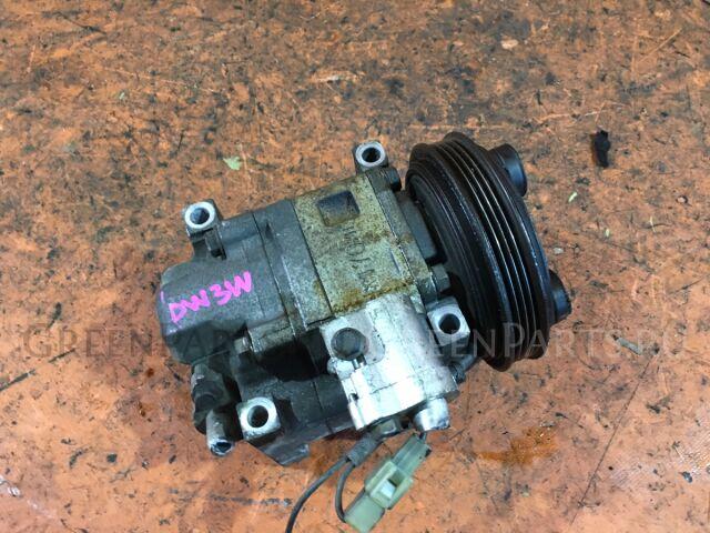 Компрессор кондиционера на Mazda Demio DW3W B3