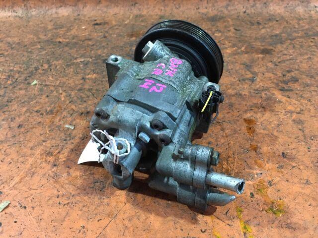 Компрессор кондиционера на Nissan March BNK12 CR14DE