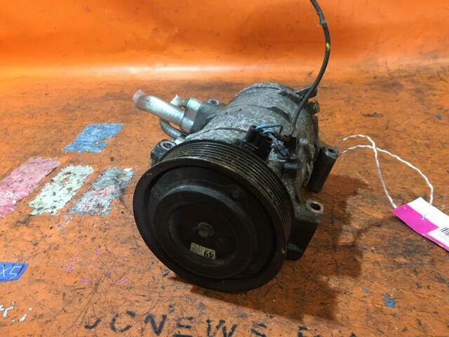 Компрессор кондиционера на Honda Edix BE3 K20A