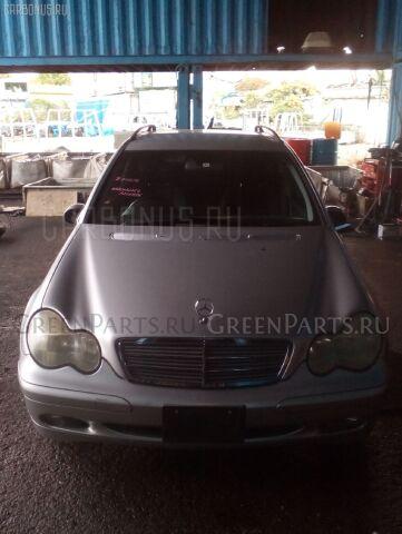 Стоп на Mercedes-benz C-CLASS S203.235