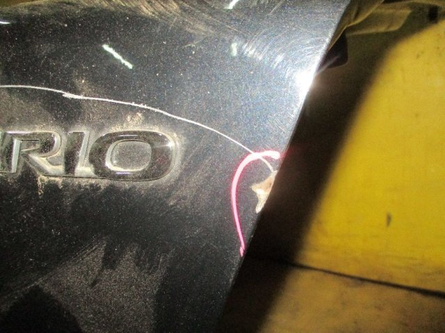 Крышка багажника на Suzuki Aerio Sedan RA21S 36250-55G0