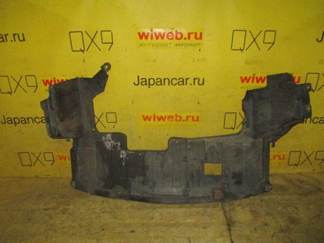 Защита двигателя на Honda Airwave GJ2 L15A