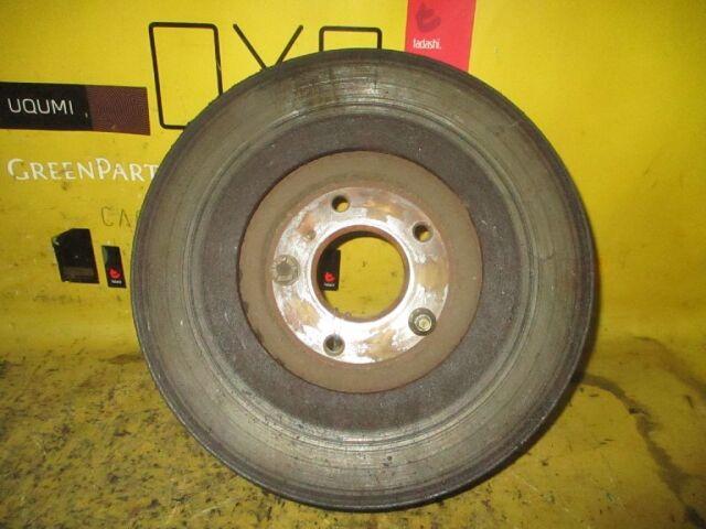 Тормозной диск на Nissan Fuga PY50 VQ35DE