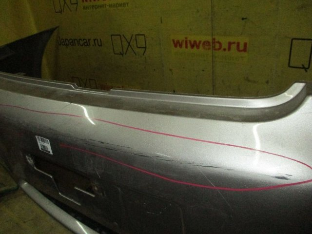 Бампер на Toyota Ipsum ACM21W