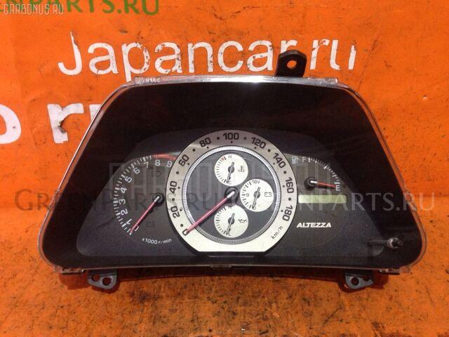 Спидометр на Toyota Altezza SXE10 3S-GE
