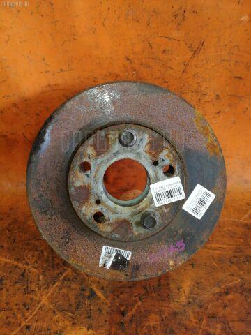 Тормозной диск на Toyota Nadia SXN10 3S-FE