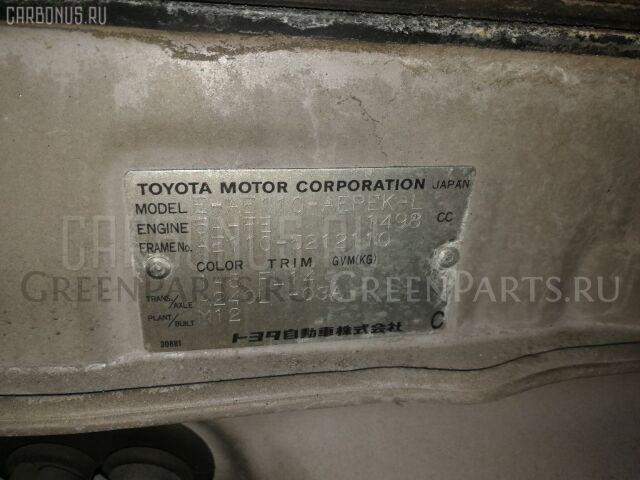 Мотор печки на Toyota Sprinter AE100