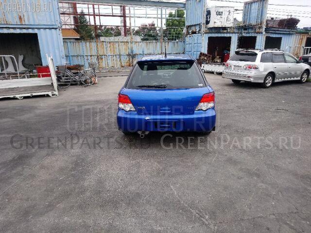 Дверь на Subaru Impreza Wagon GG3