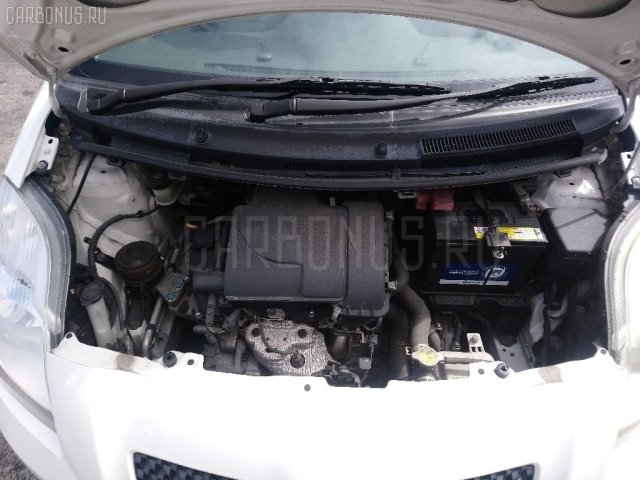 Подкрылок на Toyota Vitz KSP90 1KR-FE