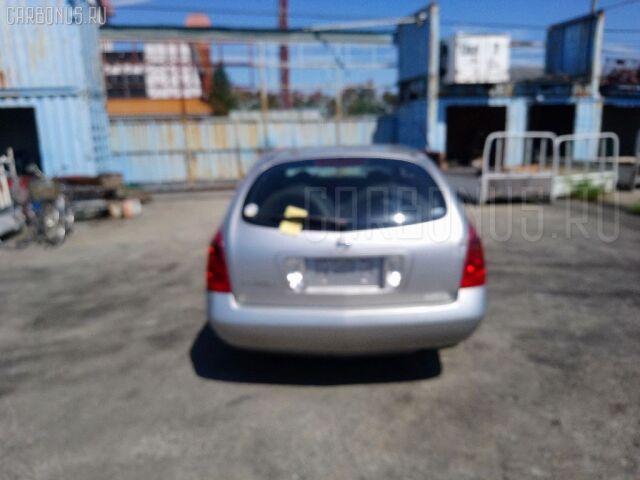 ЗАЛИВНАЯ ГОРЛОВИНА ТОПЛИВНОГО БАКА на Nissan Primera Wagon WTP12 QR20DE