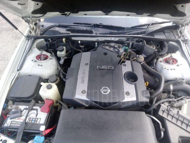 Жесткость бампера на Nissan Cedric HY34