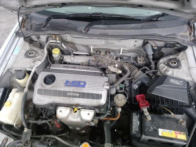 Балка под двигатель на Nissan Sunny FB15 QG15DE