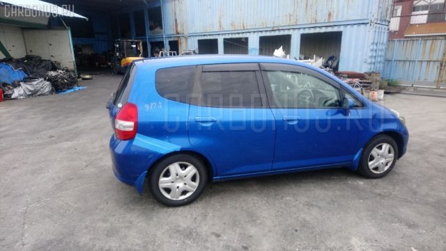 Амортизатор на Honda Fit GD1