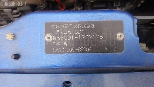 Рулевая колонка на Honda Fit GD1