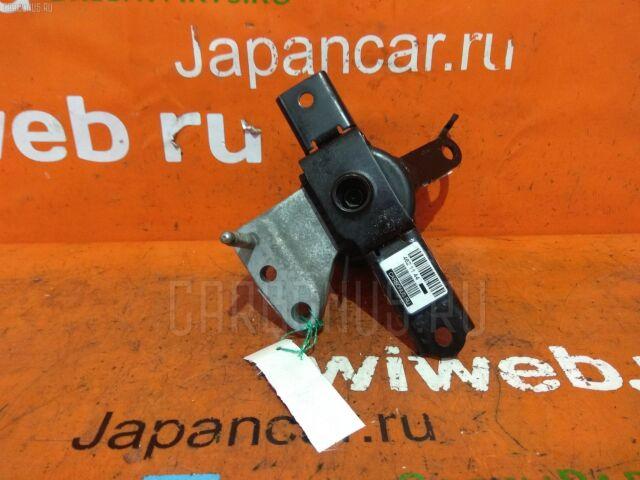 Подушка двигателя на Toyota Vitz KSP90 1KR-FE