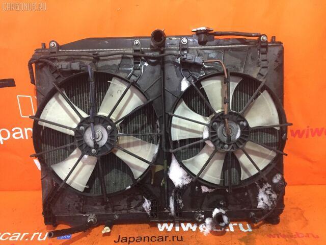 Радиатор двигателя на Honda Stepwgn RG2 K20A