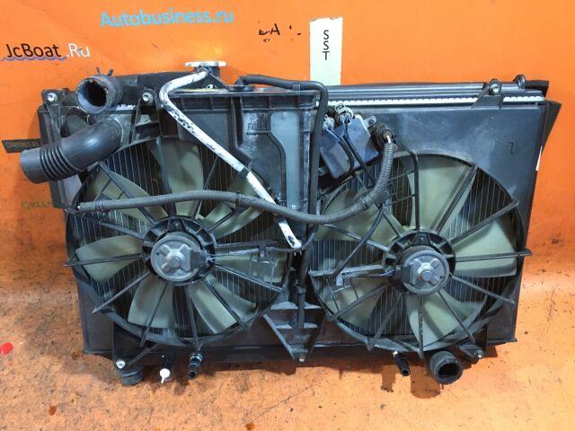 Радиатор двигателя на Toyota Celsior UCF31 3UZ-FE