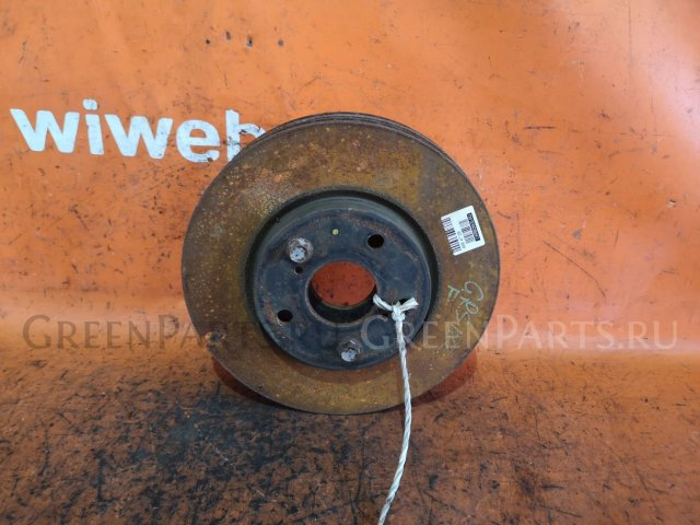 Тормозной диск на Toyota Crown GRS182 3GR-FSE