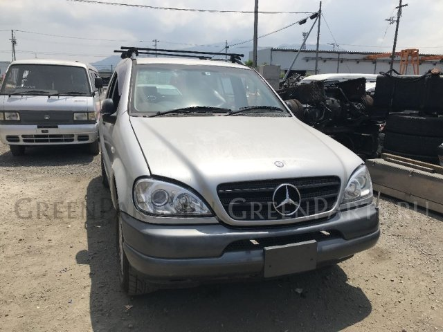 Привод на Mercedes Benz MCLASS W163154 112942