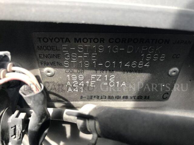 Тормозные колодки на Toyota Ipsum CXM10G, SXM10G, SXM15G