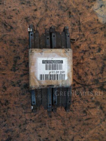Тормозные колодки на Toyota Mark II GX90, LX90, SX90