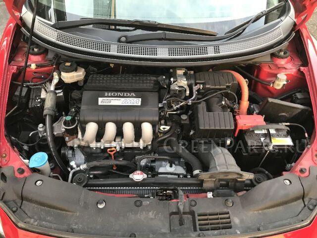 Решетка под лобовое стекло на Honda CR-Z ZF1