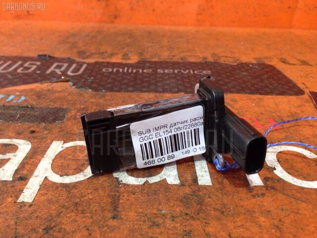 Датчик расхода воздуха на Subaru Impreza GGC EL154