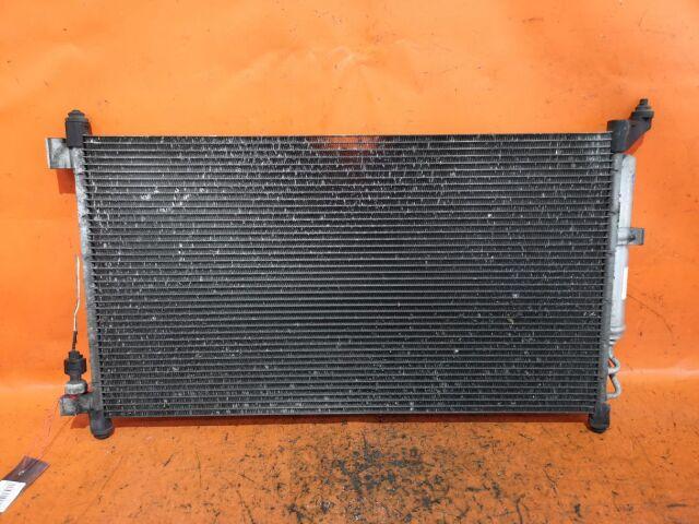 Радиатор кондиционера на Nissan March AK12, BK12, BNK12 CR12DE, CR14DE