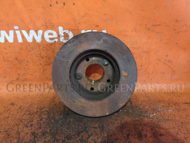 Тормозной диск на Nissan Serena PC24, PNC24, RC24, TC24, TNC24, VC24, VNC24