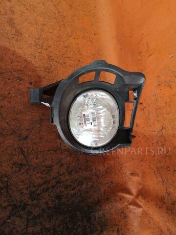 Туманка бамперная на Toyota Noah ZRR70G, ZRR70W, ZRR75G, ZRR75W 42-34