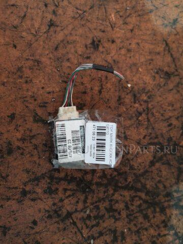 Кнопка корректора фар на Toyota Town Ace KM70, KM75, KM80, KM85