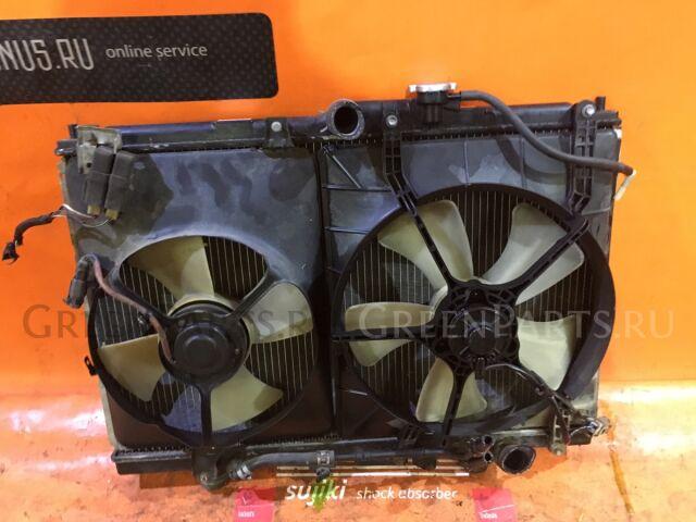 Радиатор двигателя на Honda Odyssey RA1 F22B