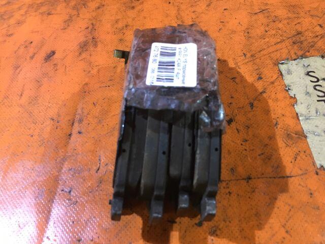 Тормозные колодки на Honda MDX YD1