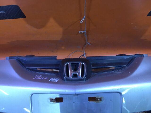 Бампер на Honda Fit Aria GD8