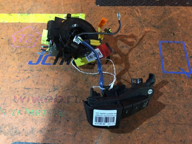 Шлейф-лента air bag на Toyota Highlander ASU40L