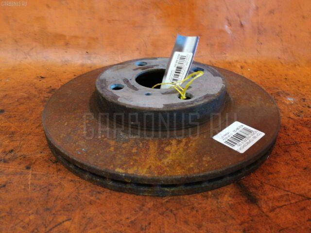Тормозной диск на Toyota Bb NCP31 1NZ-FE
