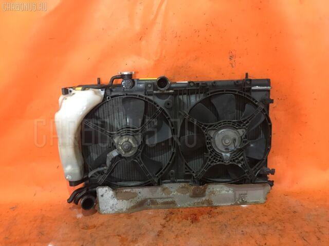 Радиатор двигателя на Subaru Impreza GD2 EJ15