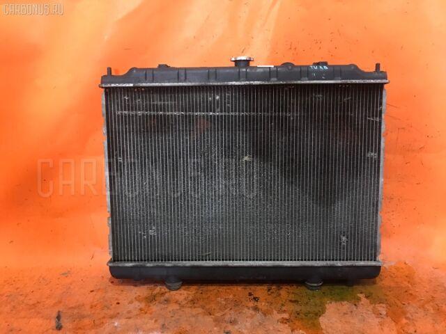 Радиатор двигателя на Nissan Presage TU30 QR25DE