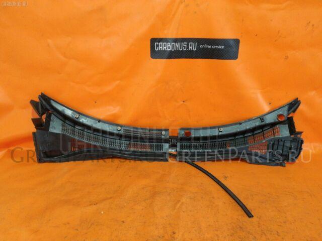 Решетка под лобовое стекло на Suzuki Swift ZC11S